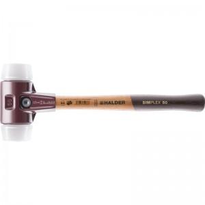 EH 3007.: Mazzuoli SIMPLEX ‒ con sede in acciaio da getti e manico in legno