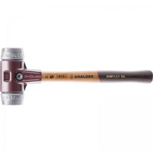 EH 3009.: Mazzuoli SIMPLEX ‒ con sede in acciaio da getti e manico in legno