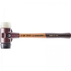 EH 3028.: Mazzuoli SIMPLEX ‒ con sede in acciaio da getti e manico in legno
