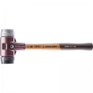 EH 3029.: Mazzuoli SIMPLEX ‒ con sede in acciaio da getti e manico in legno