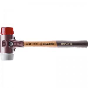 EH 3036.: Mazzuoli SIMPLEX ‒ con sede in acciaio da getti e manico in legno