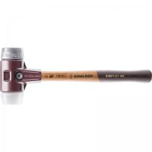 EH 3079.: Mazzuoli SIMPLEX ‒ con sede in acciaio da getti e manico in legno