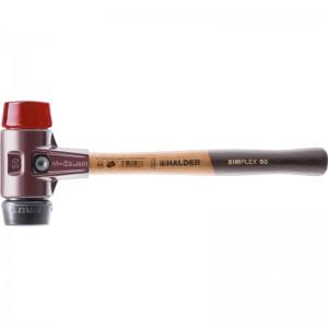 EH 3026.: Mazzuoli SIMPLEX ‒ con sede in acciaio da getti e manico in legno