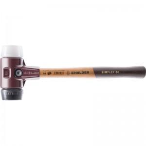 EH 3027.: Mazzuoli SIMPLEX ‒ con sede in acciaio da getti e manico in legno