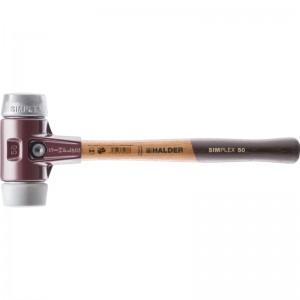 EH 3039.: Mazzuoli SIMPLEX ‒ con sede in acciaio da getti e manico in legno