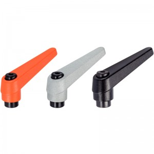 EH 24400.: Adjustable Clamping Levers ‒ with female thread