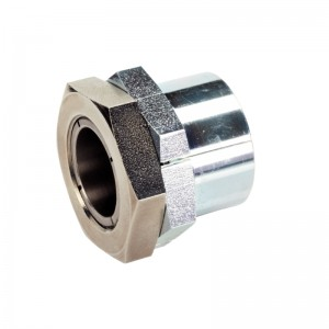EH 25050.: Tapered Shaft Hubs ‒ with lock nut