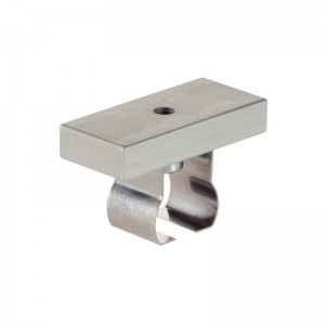EH 1586. : Supports for Clamping Bar ‒ with spring-loaded catch