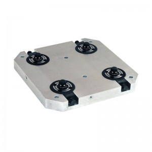 EH 1990.: Base Plates ‒ with 4 connecting elements
