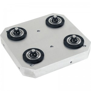 EH 1990.: Base Plates ‒ with 4 single acting connecting elements