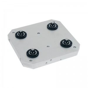 EH 1990.: Base Plates ‒ with 4 double acting connecting elements