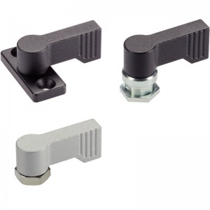 EH 24101.: Retaining Catches ‒ wing grip, one-sided